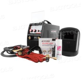 Weldkar MIG 3140 Lasapparaat/Inverter 50-315A 400V + GRATIS Lashelm