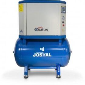 Josval 4UATTRO 5,5/270 Compressor geluidsarm 4Kw