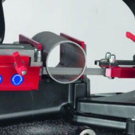 Femi ABS NG120 Draagbare bandzaagmachine metaal – 120 mm – 1300W – 230V
