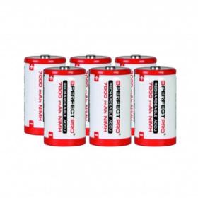 Perfectpro PP-D6 Oplaadbare batterij D 8000 mAh