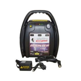 Elettro – BOOSTER 1700 – Snelstarter met accu – 230V – 12V – 1700A