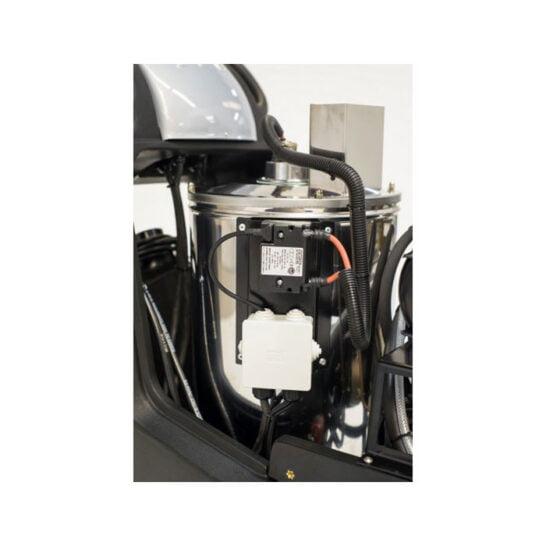 Compacte warmwater hogedrukreiniger HD Compact boiler hdvandijk