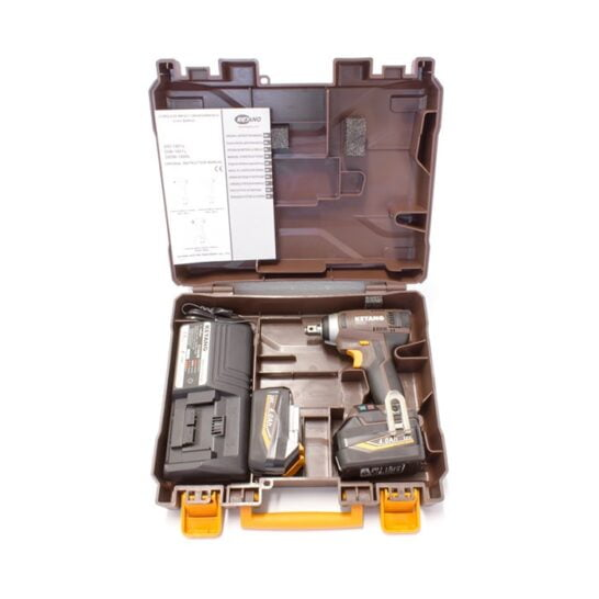 DIW1801L koffer open