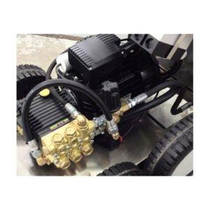 Hogedrukreiniger HD Industrial Laser Pro binnenzijde hdvandijk