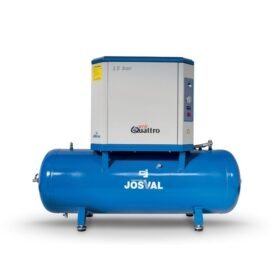 JOSVAL – 4UATTRO 75 500 AS COMPRESSOR GELUIDSARM
