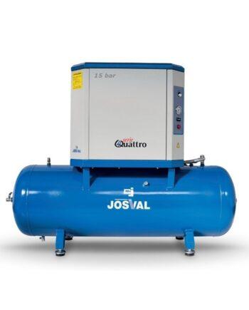 JOSVAL – 4UATTRO 75 500 AS COMPRESSOR GELUIDSARM