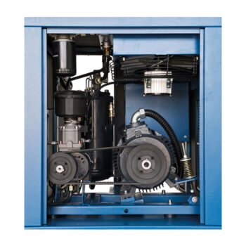 Josval Silentium Compressor open