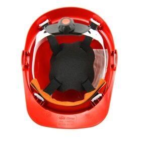 Climax Tirreno TXR Veiligheidshelm met verstelknop Rood