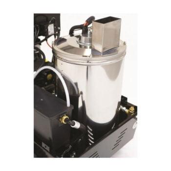 Warm water hogedrukreiniger HD Avant Industrieel boiler hdvandijk