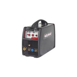 Weldkar MULTIMIG 2140 Lasapparaat / Inverter 40-200A 230V + GRATIS Lashelm