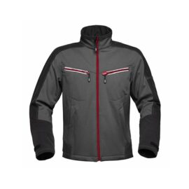 Havep 40145 Attitude Softshell jas Charcoal