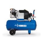 Josval Cierzo NKV-50 Zuigercompressor 2,2Kw