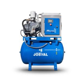 Josval Practiko 5,5-270/A Schroefcompressor 4Kw