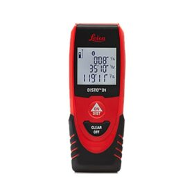 leica disto d1 laser measure front