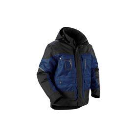 Blåkläder Winterjas Marineblauw/Zwart