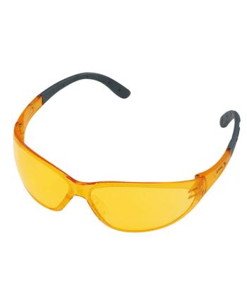 Veiligheidsbril contrast geel