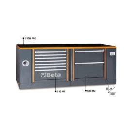 Beta C55B-PRO/1 Werkbank samenstelling 7 Ladenblok 2 Ladenblok