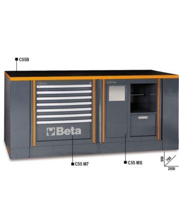 Beta c55b2 combinatie