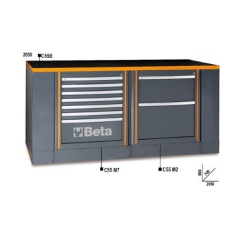 beta c55b1 samenstelling werkbank