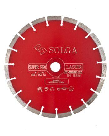 dry laser hard materials SOLGA