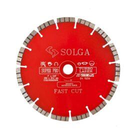 dry turbo laser hard materials SOLGA