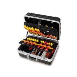 Beta 2029EL/B Gereedschapskoffer met assortiment voor elektrisch en elektronica onderhoud