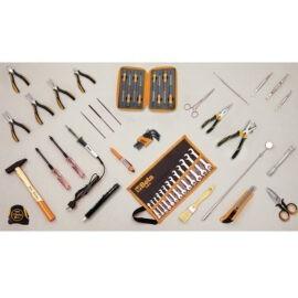 Beta 2032EL/A Gereedschapskoffer met assortiment voor elektrisch en elektronica onderhoud