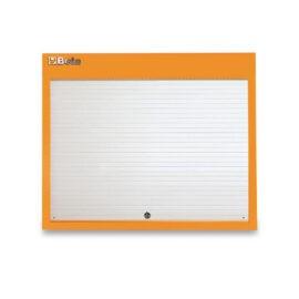Beta C58P/O Gereedschapspaneel Oranje leeg