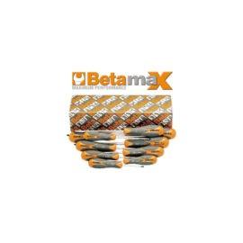 Beta 1293/S10 Schroevendraaier set sleuf/kruiskop 10-delig
