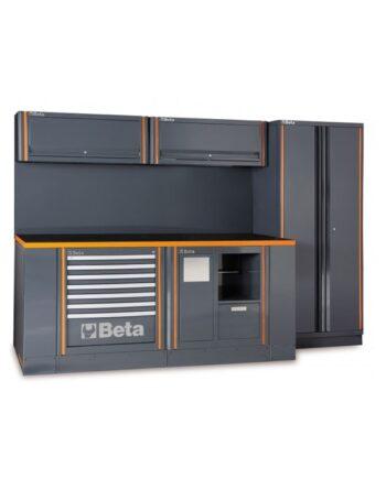 Beta C55AB 2 Samengestelde werkplaats inrichting