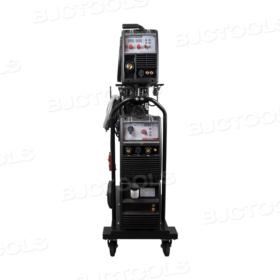 Weldkar MIG 5040F Lasapparaat/inverter 40-500Ah 400V + GRATIS Lashelm