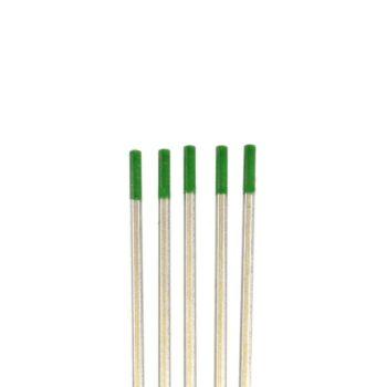 Eggenberg Wolfraam elektrode groen
