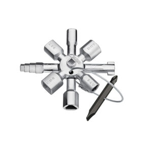 Knipex 00 11 01 TwinKey Standaard schakelkasten en afsluitsystemen 92mm