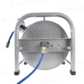WIFY Zelfoprollende- veerbediende luchtslanghaspel 12 bar – luchtslang met haspel