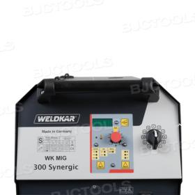 Weldkar MIG 300 Synergic Lasapparaat/inverter 30-300Ah 400V