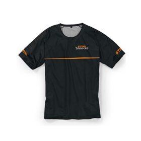 Functioneel T shirt Timbersports zwart
