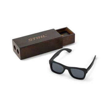 STIHL houten zonnebril