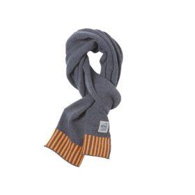 STIHL sjaal donkergrijsoranje