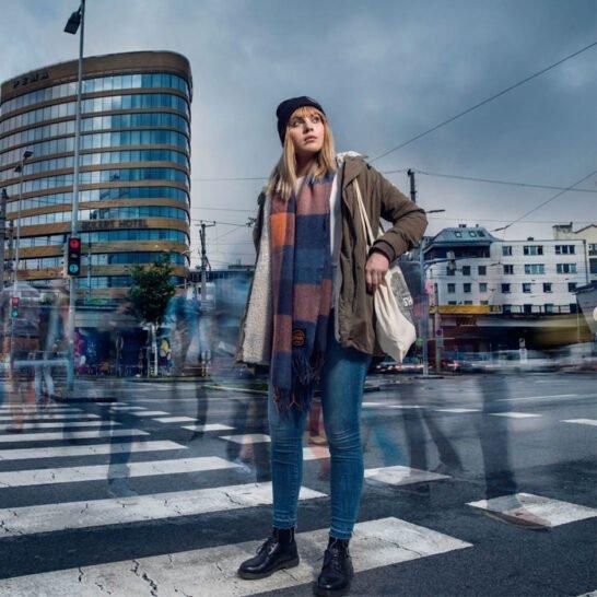 STIHL urban sjaal 3