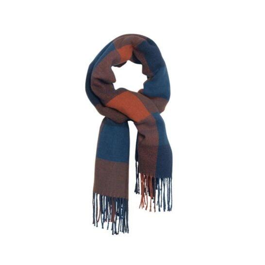 STIHL urban sjaal oranje blauw