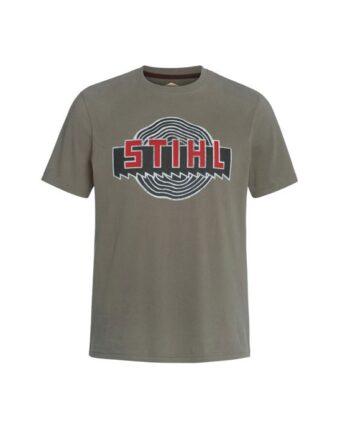 T shirt heritage green