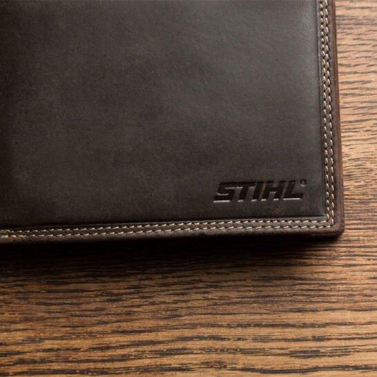 STIHL portemonnee bruin 4
