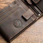 STIHL portemonnee bruin 5
