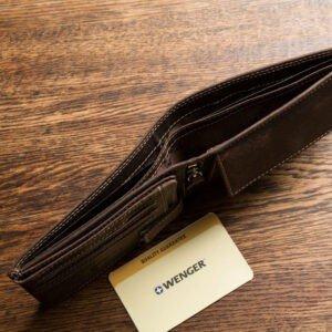 STIHL portemonnee bruin2