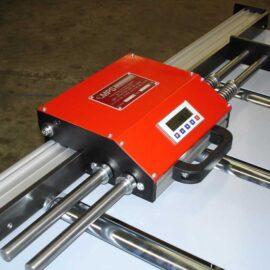 MPS Handmatig verplaatsbare lengteaanslag MPS75 Digitaal