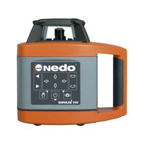 Nedo Sirius 1 HV Rotatielaser met ACCEPTOR2 – tot 600 t/min
