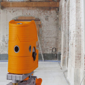Nedo X-liner 5.2 punt- en lijnlasers – tot ca. 30m
