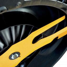 Stiga Twinclip 55 SVEQ B Benzine grasmaaier 161cc