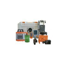 Nedo Sirius 1 HV green Complete Set Rotatielaser met ACCEPTORgreen – tot 600 t/min