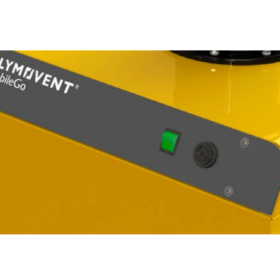 Plymovent MobileGo Plus Lasrookafzuiger – KUA-arm